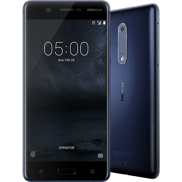 Смартфон Nokia 5, Blue