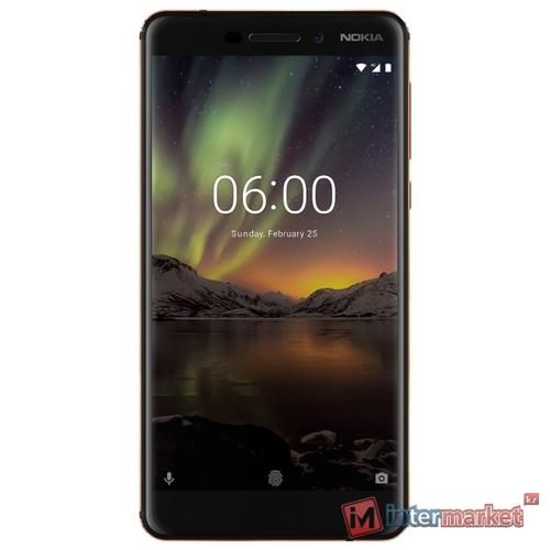 Смартфон Nokia 6.1 32GB, Black