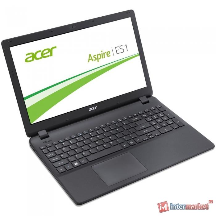 Ноутбук Acer ES1-571 (Core i5/4200U/1,6 GHz/4 Gb/500 Gb/DVD+/-RW/Graphics/HD/256 Mb/15,6 ''/1366x768/Win10/Home/64/Black)