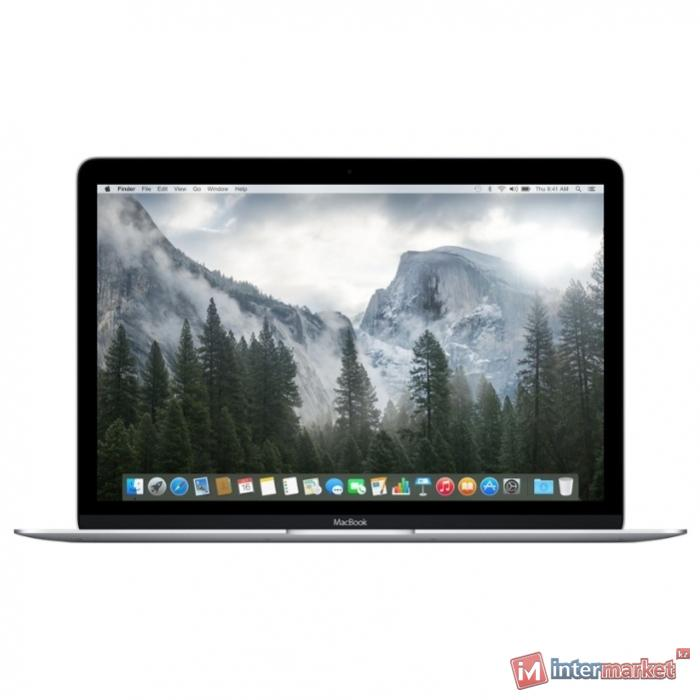 Ноутбук Apple MacBook 12'' Retina MJY32, Space gray (Core M 1100 Mhz/12.0