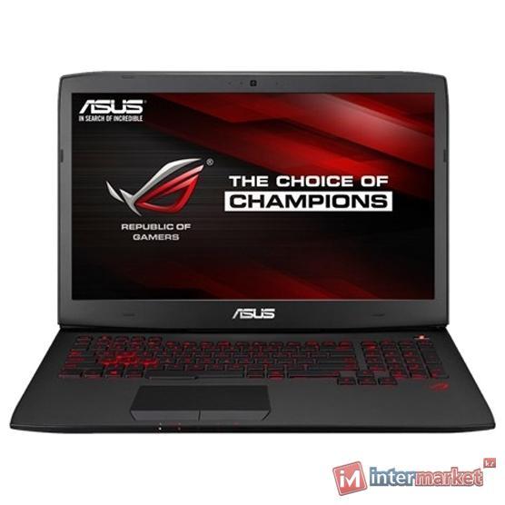 Ноутбук ASUS G751JL 90NB0892-M00280 (Core i7 4720HQ 2600 Mhz/17.3