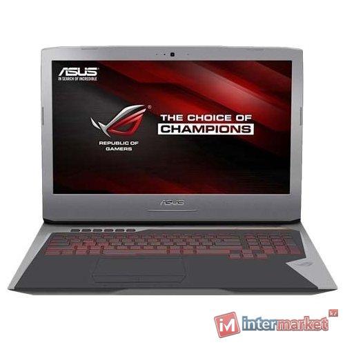 Ноутбук ASUS ROG G752VM (Intel Core i7 6700HQ 2600 MHz/17.3