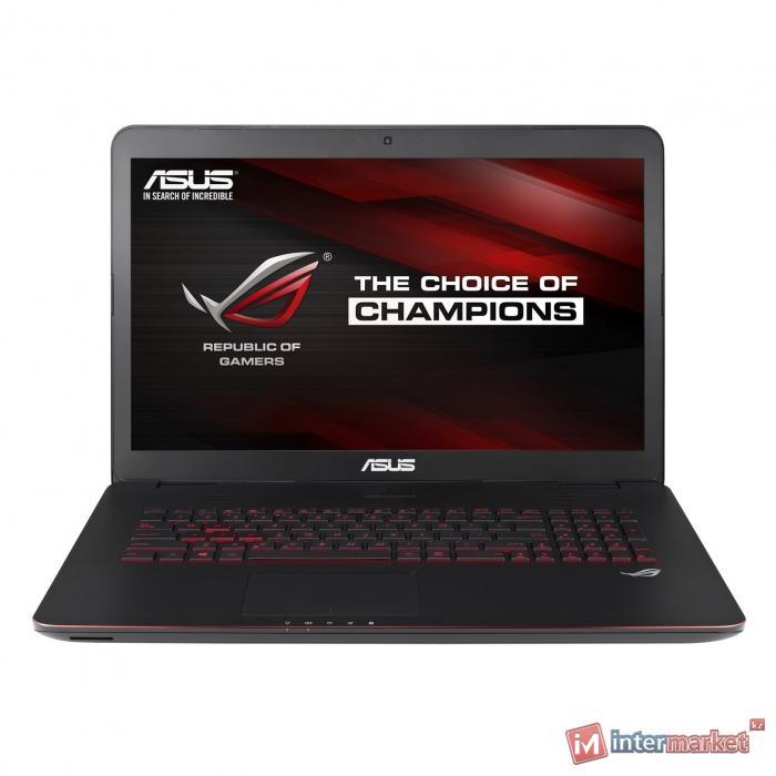 Ноутбук ASUS G771JW (Core i7 4720HQ-2.6GHz/17.3