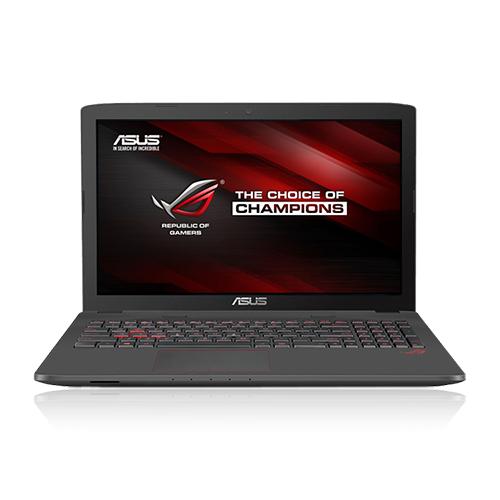 Ноутбук ASUS GL752VL (90NB0BX2-M00310)