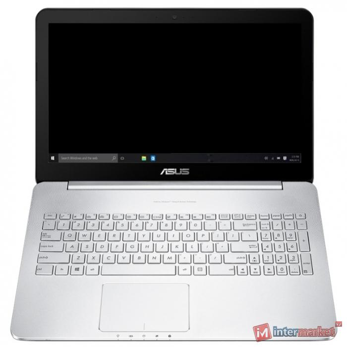 Ноутбук ASUS Multimedia N552VW-FY033T (Intel Core i7 6700HQ 2600 MHz/15.6