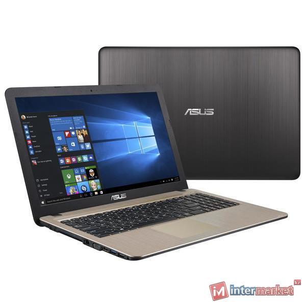 Ноутбук ASUS X540LA, (Core i3 4005U-1.7GHz/15.6