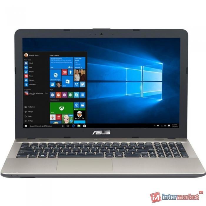Ноутбук ASUS X541UA-GQ1943T (Intel Core i7-6500U/15.6 HD/4GB/1TB/GMA/DVD/Windows 10/Chocolate Black)
