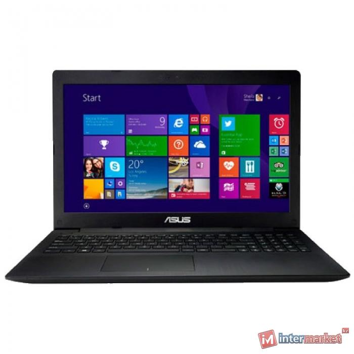 Ноутбук Asus X554SJ-XX019T (15.6'//LED Back-lit//200nits//HD 1366x768 16:9//Glare//NTSC:45%/Intel® Dual-Core Pentuim® N3700 Processor (2M Cache, up to 2.4 GHz)/RAM: 2GB DDR3/HDD:SATA 500G 5400RPM 2.5' HDD/DVD/Video:GeForce 920M 2GB/Windows 10 (64bit)/LAN/