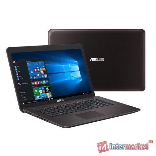 Ноутбук ASUS X756UB (90NB0A13-M00700)