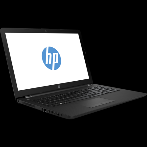 Ноутбук HP 15-bs102ur/CORE I7-8550U/15.6 HD/8GB/1TB/UMA/noODD/Windows 10/JET BLACK