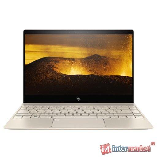 Ноутбук HP Envy 13-ad004ur/13.3 FHD/CORE I5-7200U/4GB/128GB SSD/GMA/noODD/Windows 10/SILK GOLD