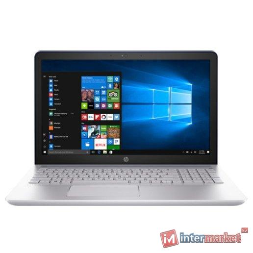 Ноутбук HP Europe 15,6 ''/Pavilion 15-cc006ur /Intel Core i3 7100U 2,4 GHz/6 Gb /1000 Gb/DVD+/-RW /Graphics HD 620 /Windows 10 Home 64