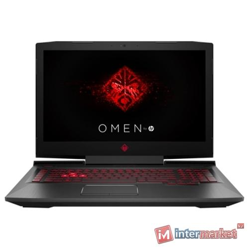 Ноутбук HP Omen 17-an049ur, Core i5 7300HQ-2.5GHz/17.3