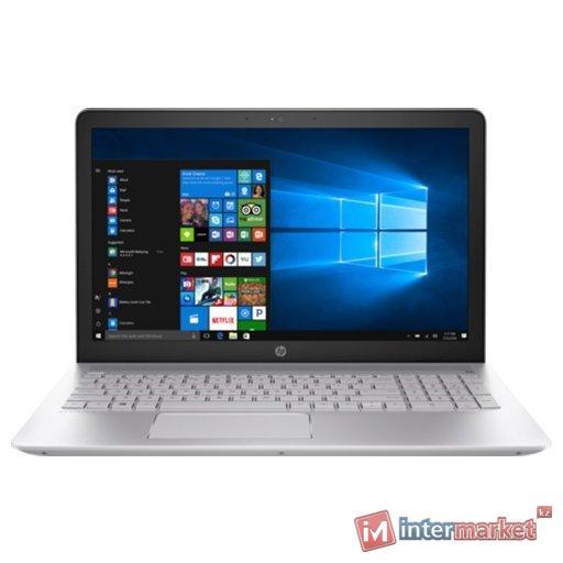 Ноутбук HP Pavilion 15-cc542ur/Intel CORE I7-7500U/15.6 FHD/4GB/1TB/NVIDIA GEFORCE GT 940MX 2GB/noODD/Widows 10/MINERAL SILVER