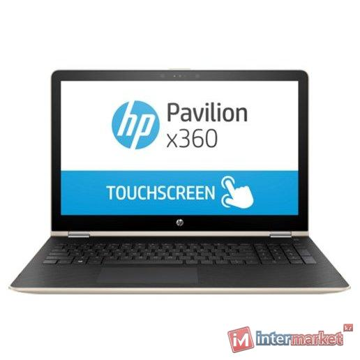 Ноутбук HP Pavilion x360 15-BR000UR (Intel Pentium 4415U  /15.6