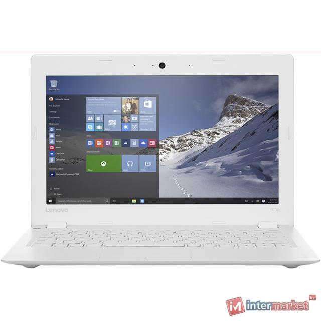 Ноутбук Lenovo IdeaPad 100S-11IBY (80R2004-HRK)