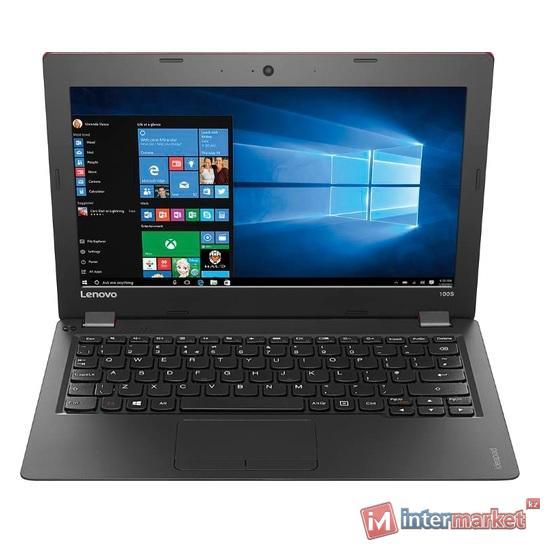 Ноутбук Lenovo Ideapad 100S 11, Silver (Intel Atom Z3735F 1330 MHz/11.6