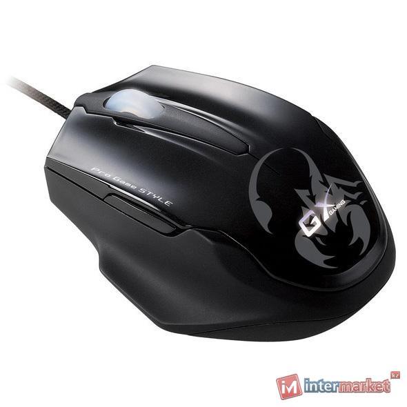 Мышь Genius Maurus, черная