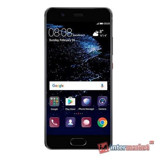 Смартфон Huawei P10 Dual sim 32Gb Ram 4Gb, Black