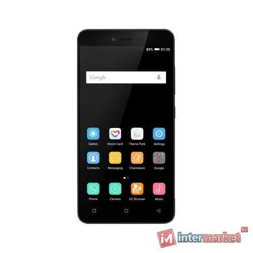 Смартфон Gionee P5L Black