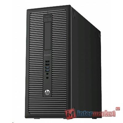Компьютер HP/EliteDesk 800 G1/Tower (Core i7/4790/3,6 GHz/4 Gb/500 Gb/DVD+/-RW/Graphics/HD 4600/256 Mb/FreeDos)