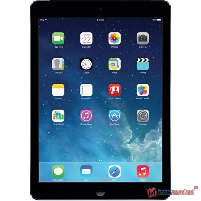 Планшет AppleiPad Air 2 16Gb Wi-Fi + Cellular, Space gray