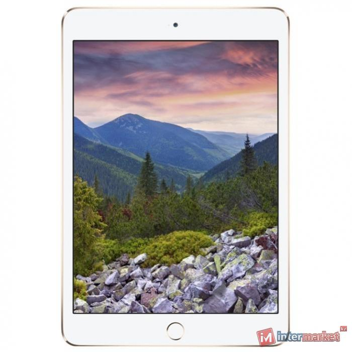 Планшет Apple iPad mini 3 (Retina, iOS, 64Gb, Wi-Fi, 3G, LTE, 7.87