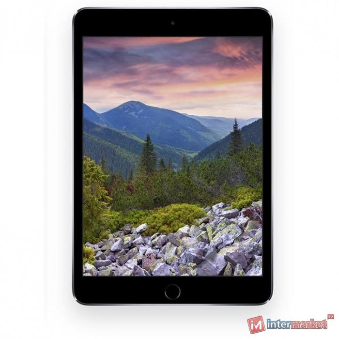 Планшет AppleiPad mini 3 (Wi-Fi, iOS 8, 64Gb, 7.87