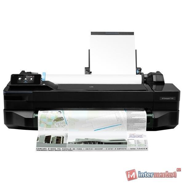 Широкоформатный принтер HP Designjet T120 610 мм (CQ891A)