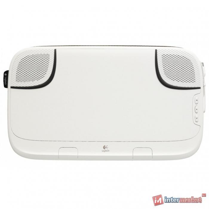 Подставка для ноутбука Logitech Speaker Lapdesk N550