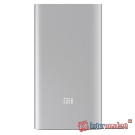 Аккумулятор Power bank Xiaomi 5000mAh silver