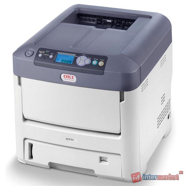 Принтер OKIC711n