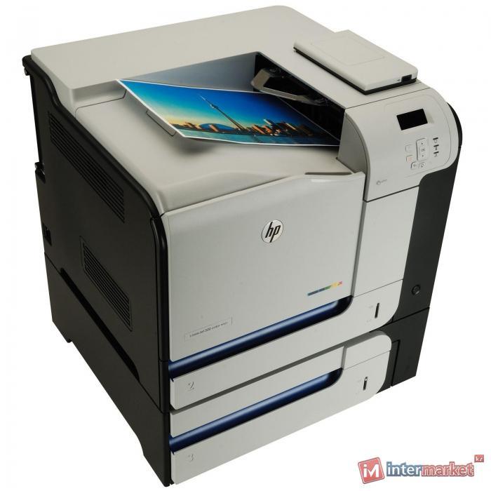 Цветной лазерный принтер HP LaserJet Enterprise M551xh