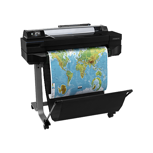Принтер HP Designjet T520 610 мм (CQ890C)