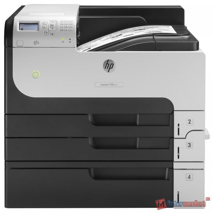 Принтер HP LaserJet Enterprise 700 M712xh