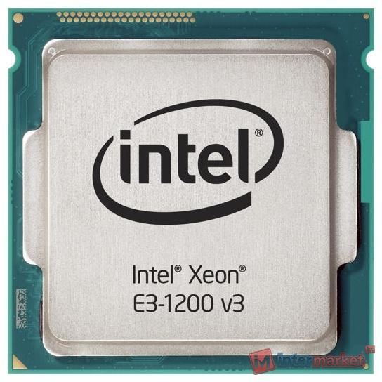 Процессор Intel Xeon E3-1220V3 Haswell (3100MHz, LGA1150, L3 8192Kb)