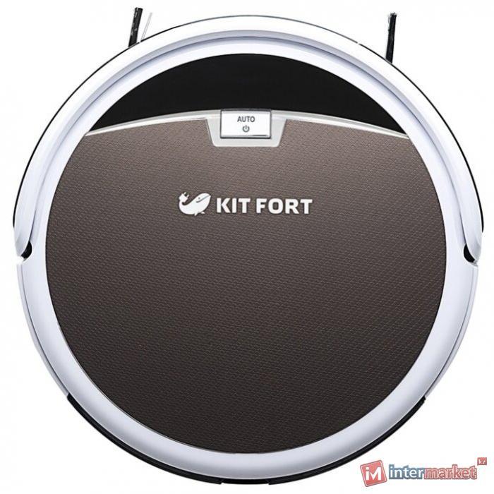 Робот-пылесос Kitfort KT-519