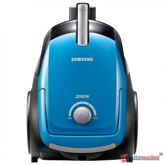 Пылесос Samsung VCDC20EH, голубой