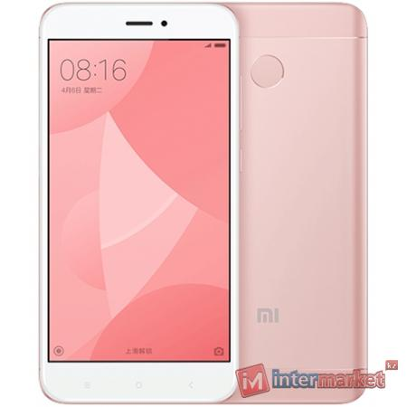 Смартфон Xiaomi Redmi 4X 32Gb Rose Gold