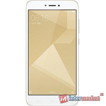 Смартфон Xiaomi Redmi 4X 32Gb, Gold