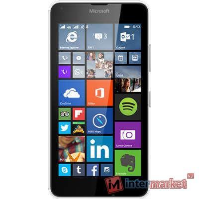 Смартфон Microsoft Lumia 640 LTE Dual Sim, White