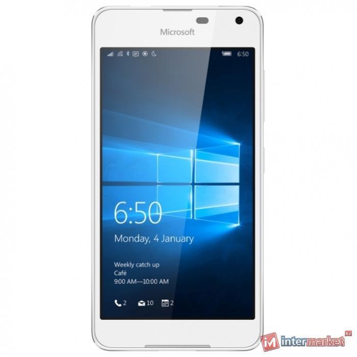 Смартфон Microsoft Lumia 650, White