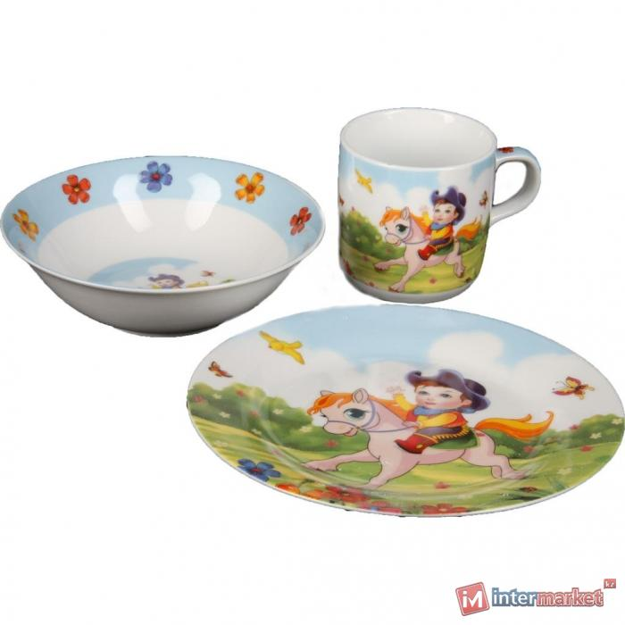 Набор детской посуды Rosenberg 8756 (3 пр.)