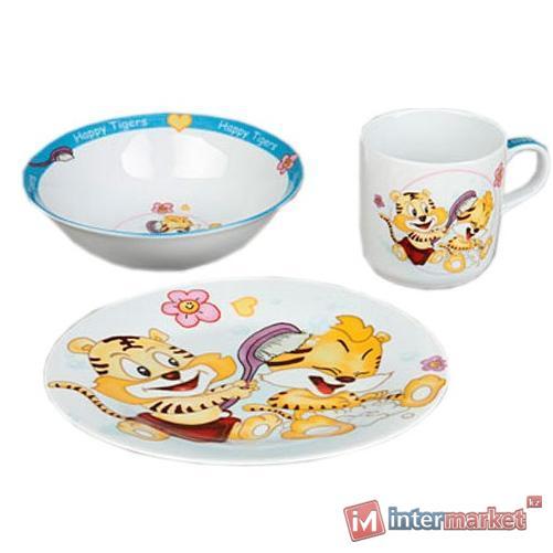 Набор детской посуды Rosenberg 8766 (3 пр.)