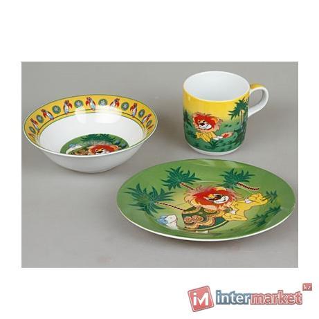 Набор детской посуды Rosenberg 8792 (3 пр.)