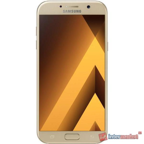 Смартфон Samsung Galaxy A7 (2017) SM-A720F, Gold