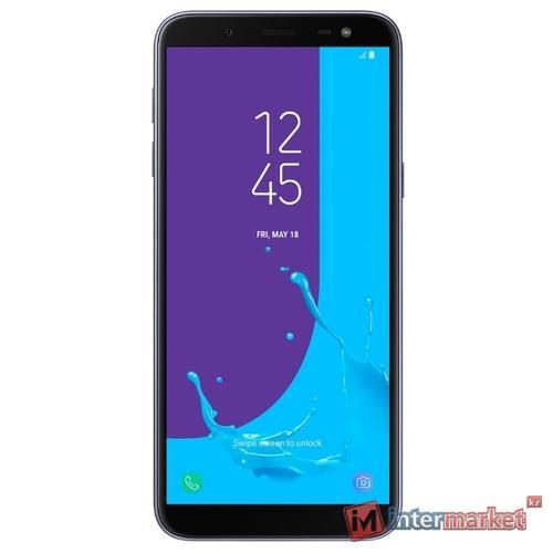 Смартфон Samsung Galaxy J6 (2018) 32GB Grey