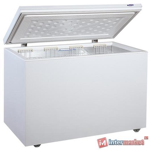 Ларь морозильный Бирюса 355VK, Белый