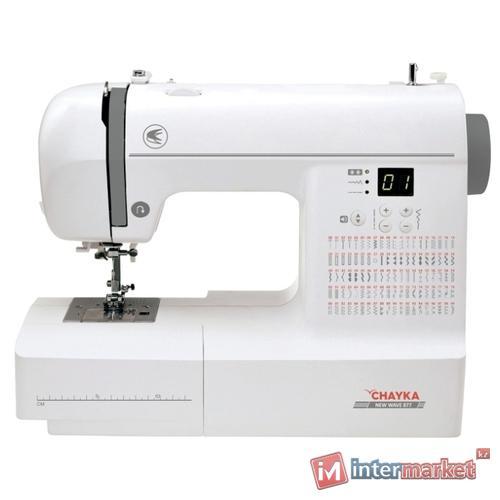 Швейная машина CHAYKA ЧАЙКА NEW WAVE 877