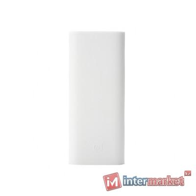 Чехол Silicon Case Xiaomi для Power bank 16000 mAh White